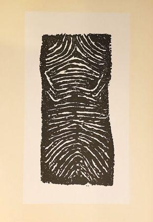 Litografia Ubac - Sans titre (1971)
