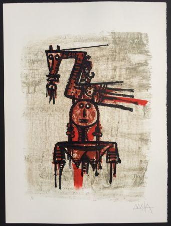 Litografia Lam - Sans Titre (7604)