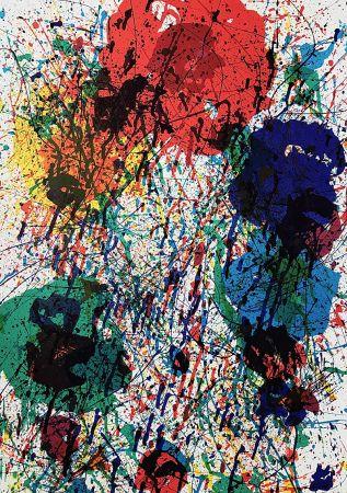 Litografia Francis - Sans Titre (c. 1970)