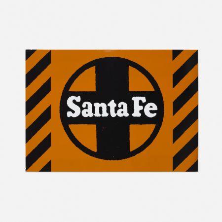 Serigrafia Cottingham - Santa Fe Railway