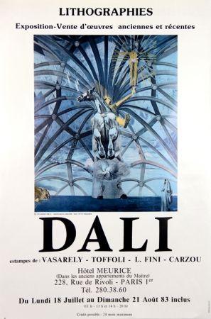 Offset Dali - Santiago El Grande