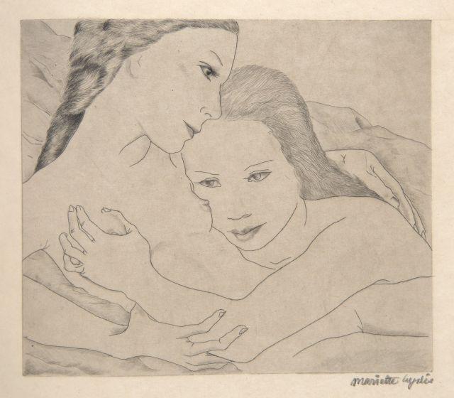 Libro Illustrato Lydis - SAPPHO (ΣΑΠΦΩ). Poèmes. 16 gravures originales signées (1933).