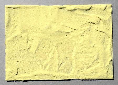 Multiplo Beuys - Schwefelpostkarte