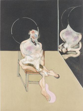 Acquaforte E Acquatinta Bacon - Seated Figure