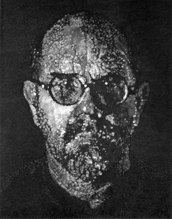 Multiplo Close - Self Portrait / Pulp / Pochoir
