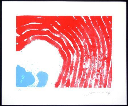Serigrafia Chin - Senza titolo
