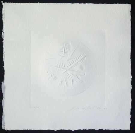 Rilievo Pomodoro - Senza titolo