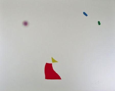 Acquaforte E Acquatinta Miró - Serie Mallorca