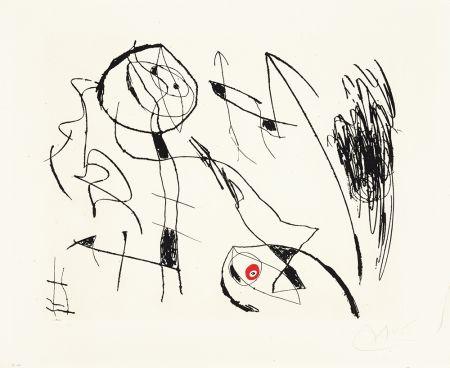 Acquaforte Miró - Serie Mallorca I