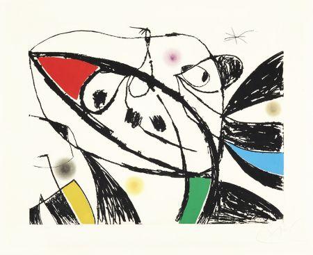 Acquaforte Miró - Serie Mallorca III