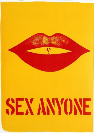Litografia Indiana - Sex Anyone