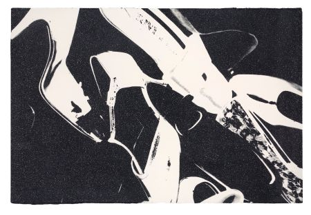 Serigrafia Warhol - Shoes (FS II.255)