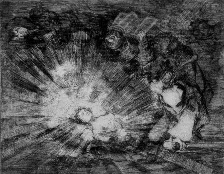 Acquaforte E Acquatinta Goya - Si resuscitarà