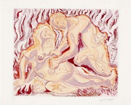 Acquaforte E Acquatinta Masson - Siegfried und brunhilde