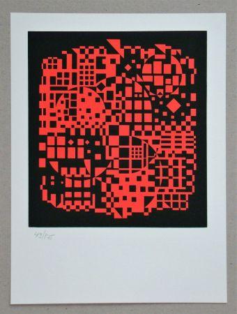 Serigrafia Vasarely - Sikkaso