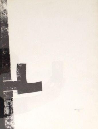Litografia Chillida - Sin Titulo