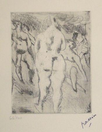 Punta Secca Pascin - Six Femmes nues