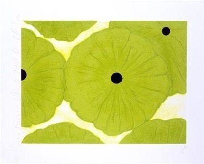 Serigrafia Sultan - Six Greens