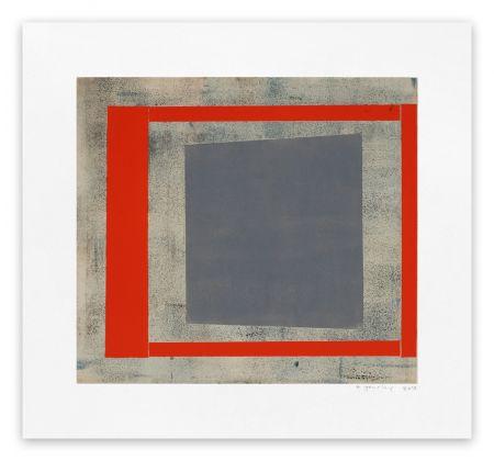 Monotipo Gourlay - Slate red ash 1