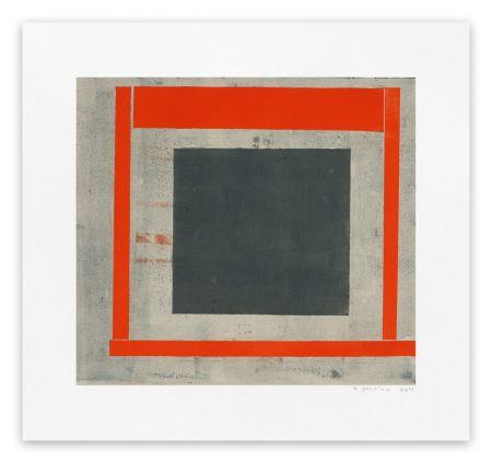Monotipo Gourlay - Slate red ash 2