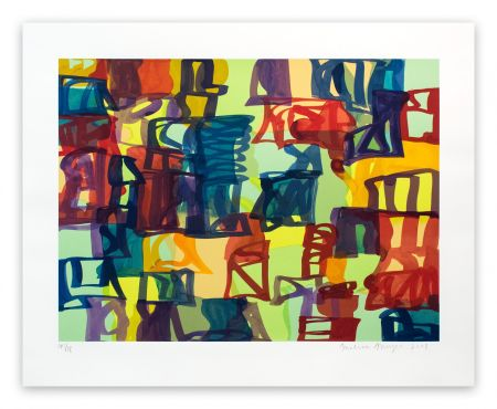 Serigrafia Meyer - Small Abstract