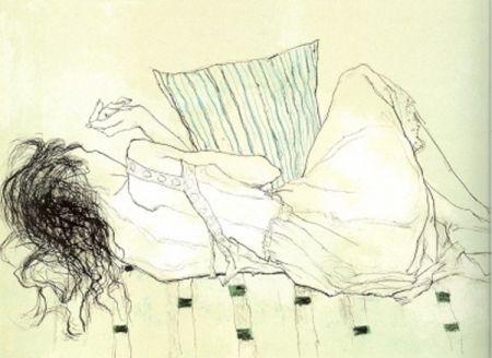 Litografia Jansem - Solange du Dos