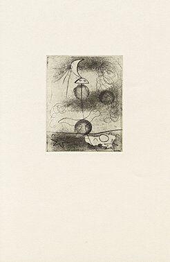 Acquaforte Miró -