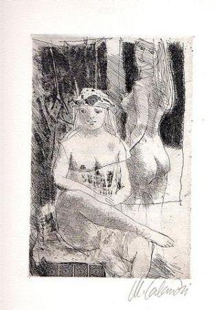 Libro Illustrato Calandri - Sonetti