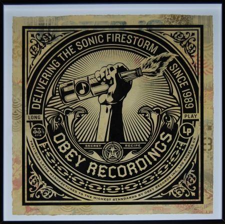 Non Tecnico Fairey - Sonic Firestorm HPM