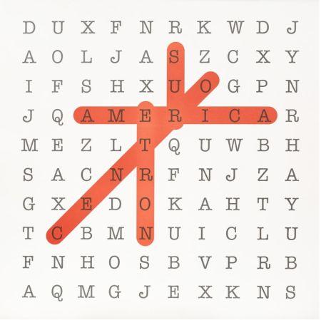 Litografia Navarro - Sopa de letras