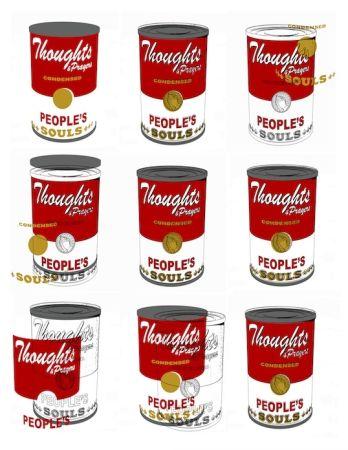 Serigrafia Robierb - Soup Cans