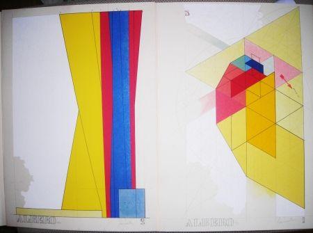 Litografia Pomodoro - Sovraesistenze