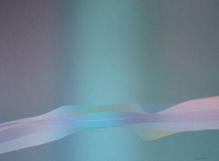 Litografia Bird - Spectre lumière 1