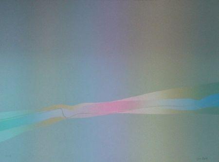 Litografia Bird - Spectre lumière 2