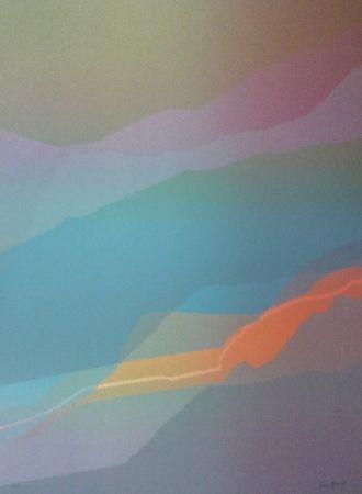 Litografia Bird - Spectre lumière 3