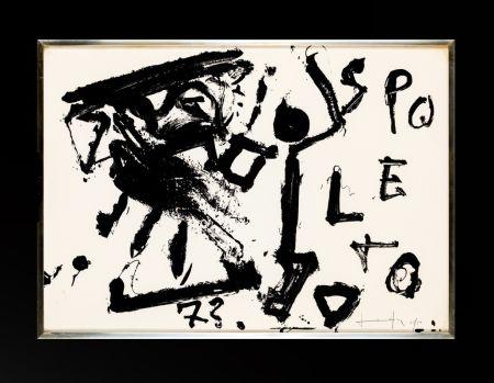 Litografia Vedova - Spoleto 73