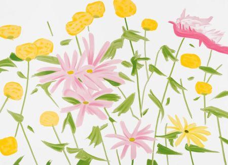Serigrafia Katz - Spring Flowers