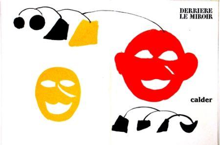 Litografia Calder - Stabiles