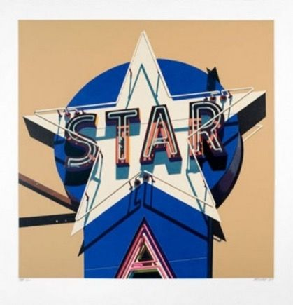 Serigrafia Cottingham - Star
