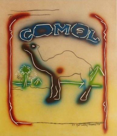 Litografia Rivers - Stencil Camel