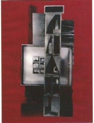 Offset Nevelson - Studio I