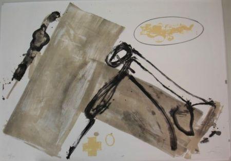 Litografia Tàpies - Suite 63 x 90