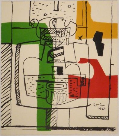 Libro Illustrato Le Corbusier - Suite de dessins
