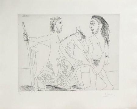 Acquaforte Picasso - Suite