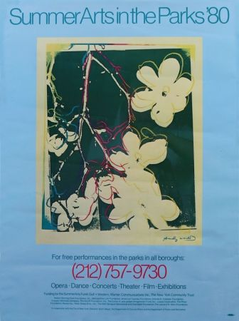 Offset Warhol - Summer Arts in the Parks