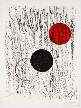 Litografia Hepworth - Sun and Moon