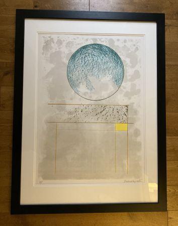 Serigrafia Hepworth - Sun Setting