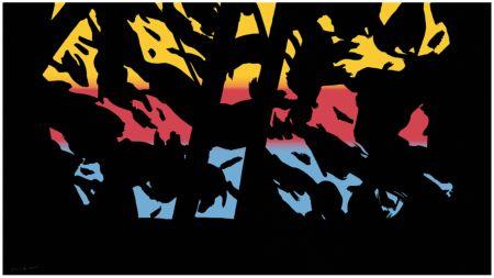 Non Tecnico Katz - Sunset 3, from Sunrise Sunset Portfolio