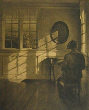 Maniera Nera Ilsted - Sunshine - monochrome