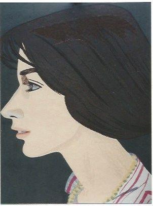 Serigrafia Katz - Susan